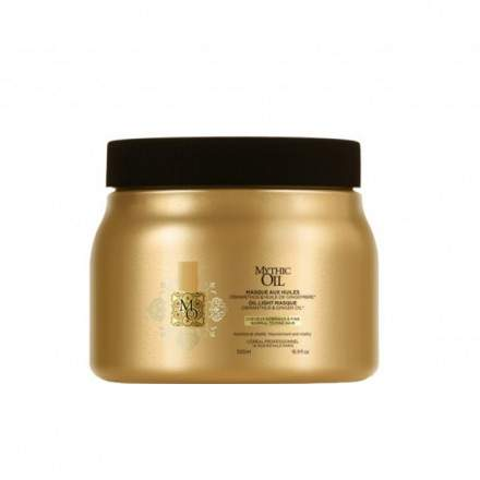 L'Oreal Mythic Oil Masque Cap Normali/Fini 500 ml