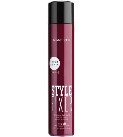 Matrix Style Link Perfect Style Fixer Anti-Humidity Finishing Hair Spray 400 Ml