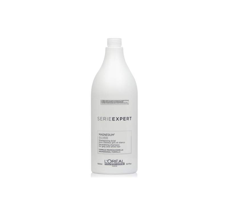 L'OREAL SERIE EXPERT MAGNESIUM SILVER SHAMPOO 1500 ML