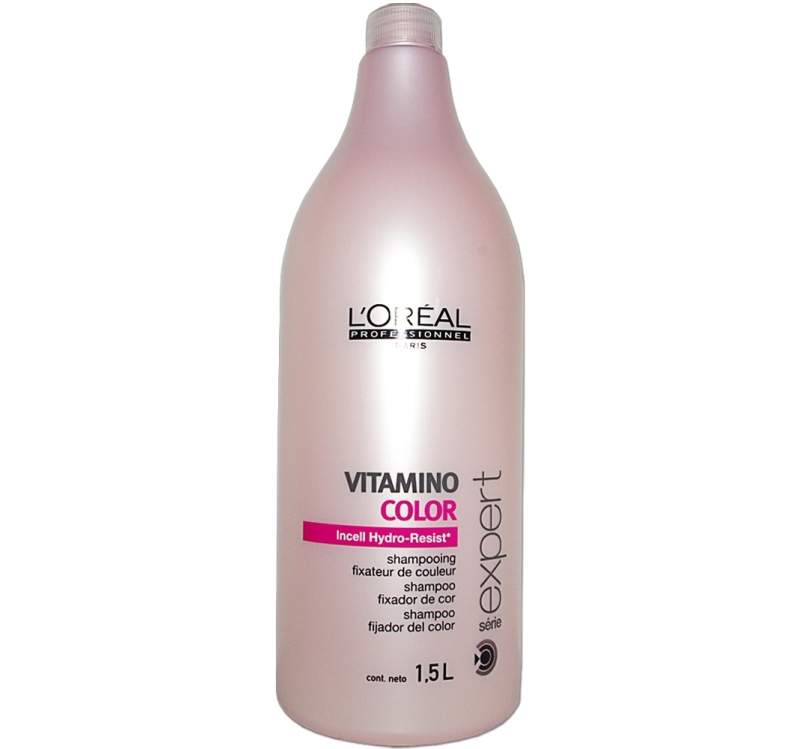 L'OREAL VITAMINO A-OX COLOR SERIE EXPERT SHAMPOO 1500ML