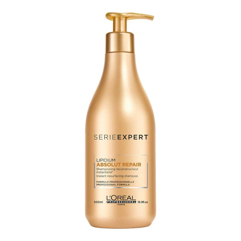 L'OREAL SERIE EXPERT ABSOLUT REPAIR LIPIDIUM SHAMPOO 500 ML