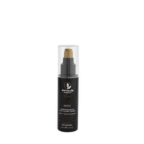 PAUL MITCHELL AWAPUHI WILD GINGER MIRRORSMOOTH HIGH GLOSS PRIMER 100ML - PROTEZIONE TERMICA