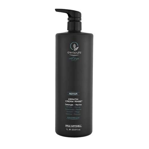 PAUL MITCHELL AWAPUHI WILD GINGER KERATIN CREAM RINSE 1000ML - BALSAMO DISTRICANTE